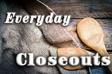 Everyday Closeouts