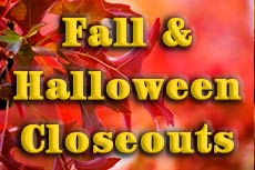 Fall Closeouts