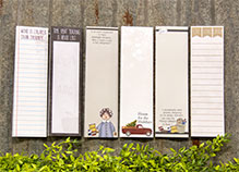 Kitchen Notepads