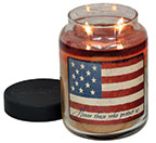Patriotic Candles & Lights