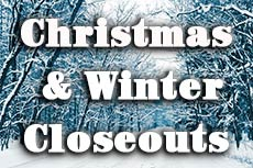 Winter Closeouts