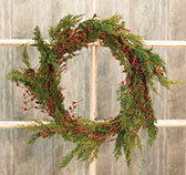 Winter Wreaths & Rings