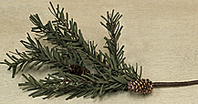 Country Pine Spray, 16""