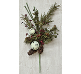 Country Bell Pine Bunch, 16""
