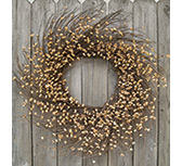 Teastain Buttercup Wreath, 20""
