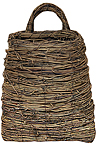 Vine Pocket Basket w/Handle