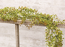 Baby\\'\\'s Grass Garland, 6ft, Light Green