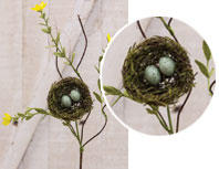 Pocket Posies w/Nest, 16\