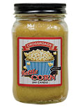 Kettle Corn Pint Candle