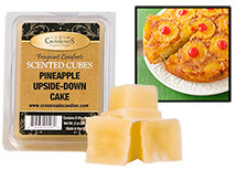 Pineapple Upside Down Cake Scent Cubes