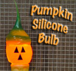 +Pumpkin Face Bulb, 3 Watt