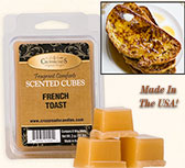French Toast Scent Cubes