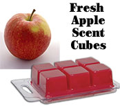 Fresh Apple Scent Cubes