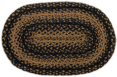 Braided Ebony Placemat