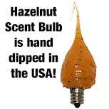 Tiny Tim Hazelnut Bulb, 3W