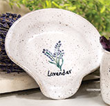 Lavender Spoon Rest