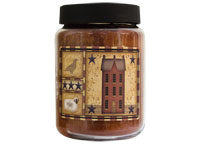 House Sampler  Jar Candle, 26oz