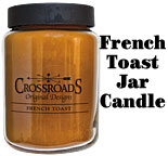 French Toast Jar Candle, 26oz