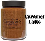 Caramel Latte Jar Candle, 26oz