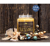 Blessings Jar Candle, 26oz