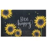 Bee Happy Rug