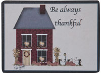 Be Always Thankful Magnet