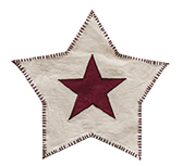 Red Star Mat