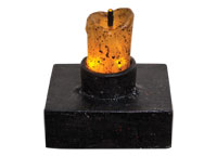 Drip Nook Timer Candle
