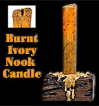 Ivory Prim Nook Candle, 6\