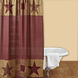 Ninepatch Shower Curtain