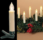 10/Set, Infrared Remote Candles