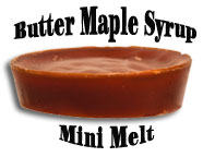 Butter Maple Syrup Melt