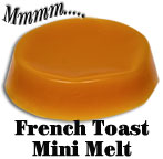 French Toast Mini Melt