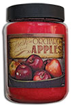 Fresh Apple Jar Candle, 26oz