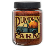 Pumpkin Farm Jar Candle, 26oz