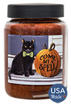 Come Sit A Spell Jar Candle, 26oz