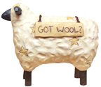 Got Wool Sheep