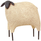 Large Resin Sheep