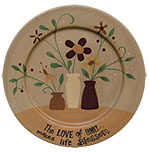 Love of Family Plate