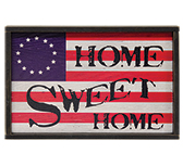 Home Sweet Home Americana Sign