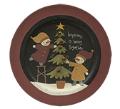 Happiness Tree w/ Bells Plate