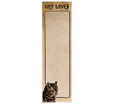 Cat Lover Notepad