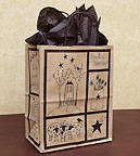 Primitive Blessings Gift Bag, Medium