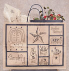 Primitive Blessings Gift Bag, Large