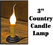 Primitive Candle Lamp, 3\