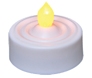 White LED Tealight