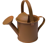 Rusty Watering Can 3-3/4\