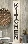 Farmhouse Kitchen Utensils Sign