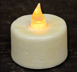 Timer Tealight - Ivory