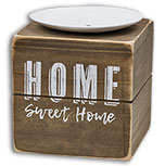 Home Sweet Home Candle Block